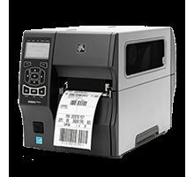 Zebra ZT410 (203dpi) с Bluetooth, отделителем и смотчиком