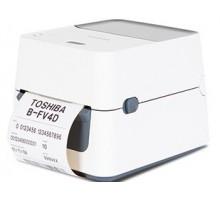 Toshiba B-FV4D, 203 dpi, USB, RS232, LAN